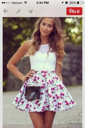 dress,floral,floraldress