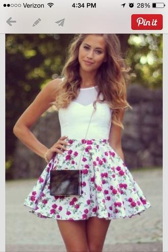 dress floral floraldress
