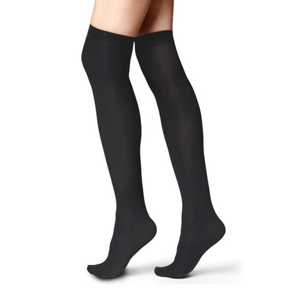 Over the knee High Socks White Brown Black Grey Navy Green Maroon Kids & Adults