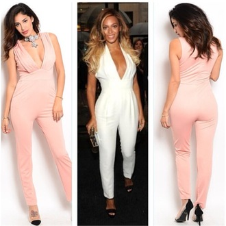 jumpsuit women fashion 2015 shopmfb beyonce beyonce fashion jumpsuit/rompers fashion boutique