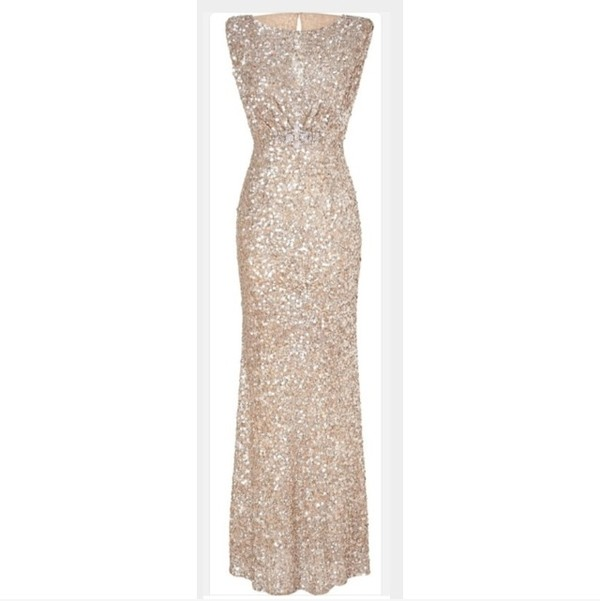 dress gold ball gown dress prom cocktail dress champagne dress long prom dress sparkly dress