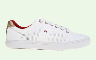 shoes tommy hilfiger shoes white sneakers tommy hilfiger