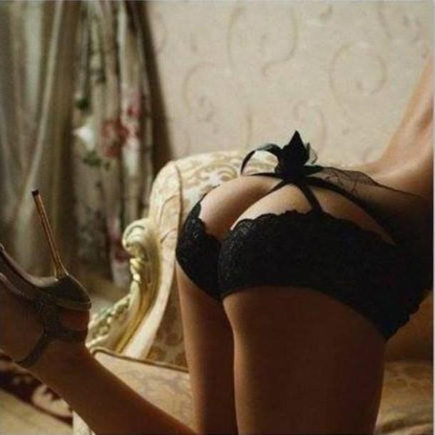 Black Underwear Sexy Lingerie Sexy Valentines Day Lingerie
