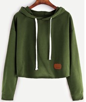 sweater,crop,crop tops,cropped,olive green,khaki,hoodie,cropped sweater,cropped hoodie