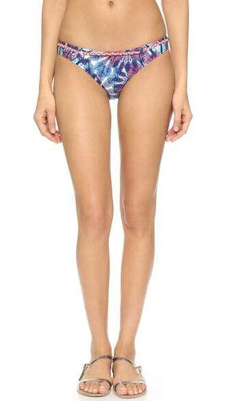 bikini bikini bottoms back swimwear