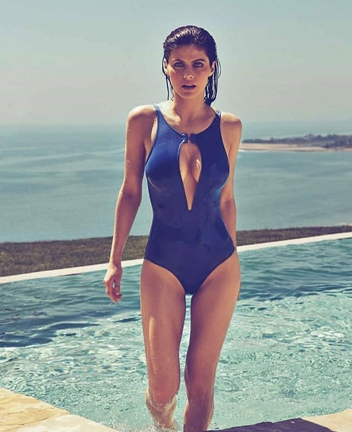 Swimwear Light Blue Swimwear Blue Bikini Alexandra
