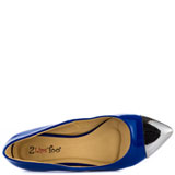 2 Lips Too's Blue Too Swift - Blue for 54.99 direct from heels.com