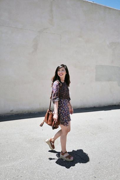 fresh fizzle blogger dress bag shoes jewels absolutemarket choker necklace