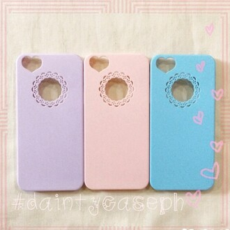 phone cover pastel purple iphone5c pastel pink pastel blue iphone case iphone iphone 5 case girly fashion
