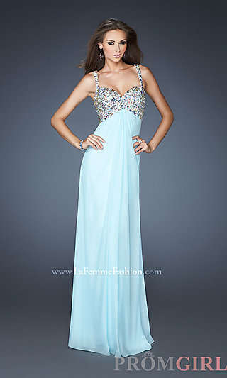La Femme Designer Prom Dresses for 2013 Prom or Pageant- PromGirl