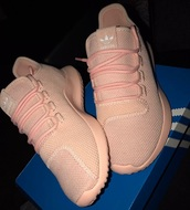 shoes,adidas,adidas shoes,rose gold,pink,dope wishlist,sneakers,adidas pink,addias shoes,pink shoes,cute,cute shoes,new,adidas originals,nude pink,adidas pink shoes,baby pink,coral,salmon,nude,nude sneakers,girly,lit,pretty,peach