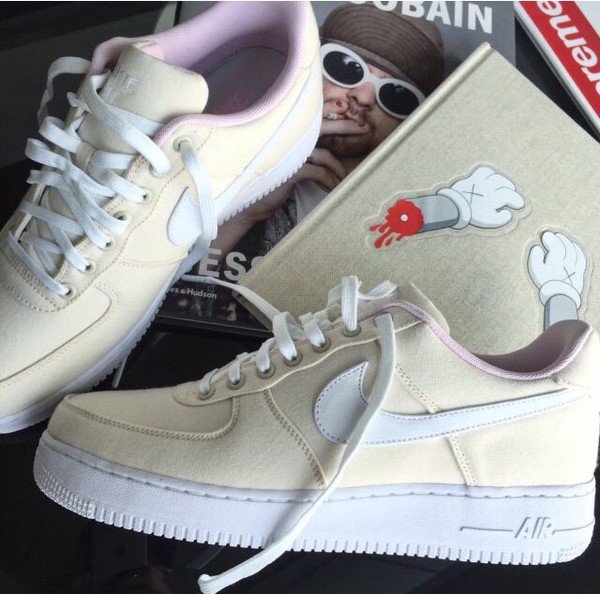 9c4ec4b3eac nike air force 1 low miami linen