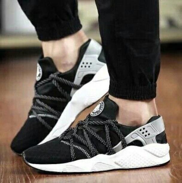 info for 9778a 280c3 shoes black sneakers adidas black sneakers nike nike air nike roshe run nike  pro nikes nike