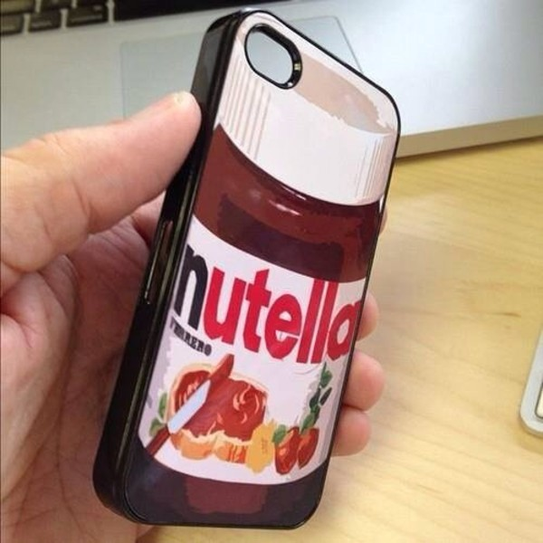 jewels nutella phone case