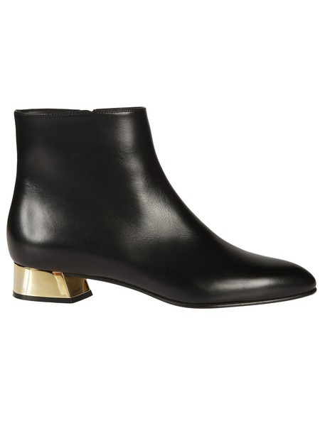 ankle boots black shoes