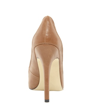ASOS | ASOS PROXY Pointed High Heels with Toe Cap at ASOS