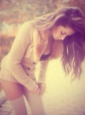 sweater,fur,cartigan,nude sweater