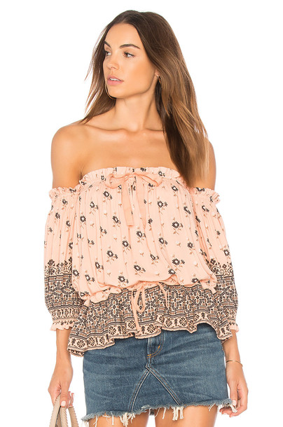Spell & The Gypsy Collective top pink