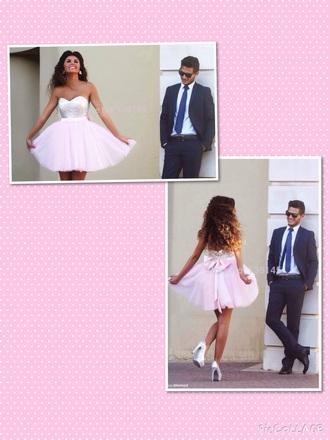 dress prom dress bow dress glitter dress loveit needit