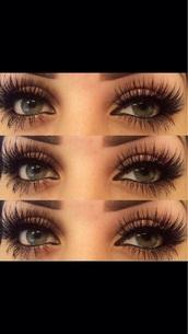 make-up,eye makeup,eyelashes,mascara