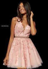 Sherri Hill Short Dress 52157 | PeachesBoutique.com