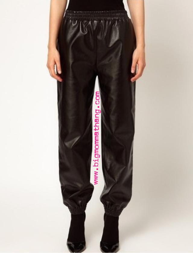 Dangerous baggy pants