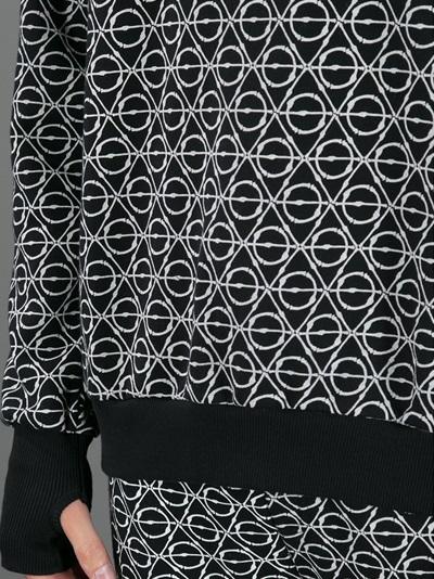 Asger Juel Larsen Bone Logo Sweater - Henrik Vibskov Boutique - Farfetch.com