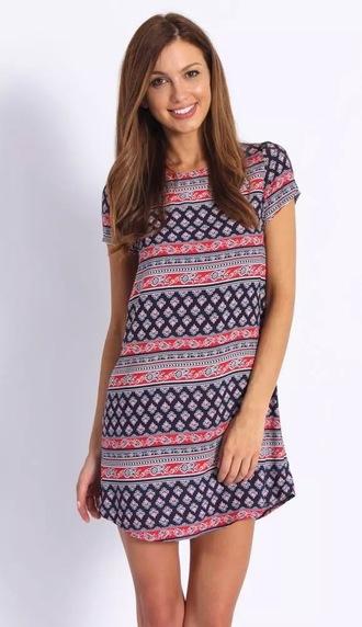 dress print dress sexy dress straight dress