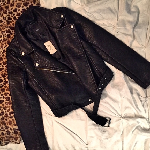 Forever 21   Motorcycle Jacket By Forever 21 From Oliviau0027s Closet On  Poshmark