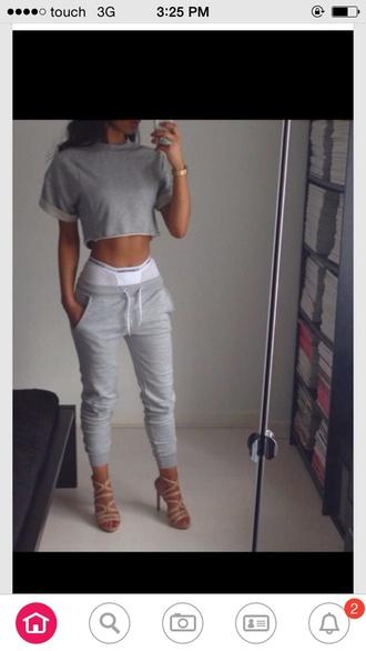 dress summer crop shirt underwear pants grey black denim crop tops cotton summer top women t shirts celebrity
