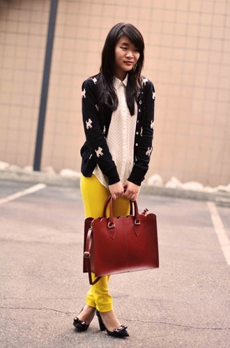 daily disguise sweater shirt pants bag shoes