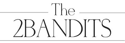 The Bandit Bib / Silver - The 2 Bandits