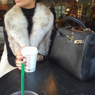 bag purse jacket