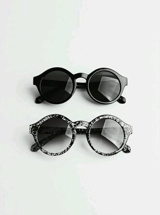 sunglasses round nike hipster