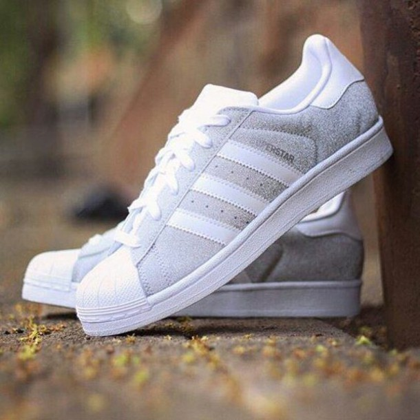 shoes adidas adidas superstars adidas shoes sneakers adidas grey grey summer superstar. Black Bedroom Furniture Sets. Home Design Ideas