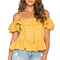 Tularosa maggie blouse in marigold from revolveclothing.com