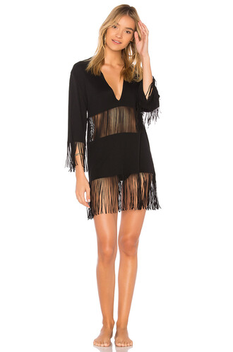 tunic summer indian black top