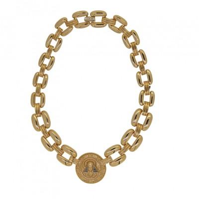 Lotus Mendes |   King Tut Necklace – Gold