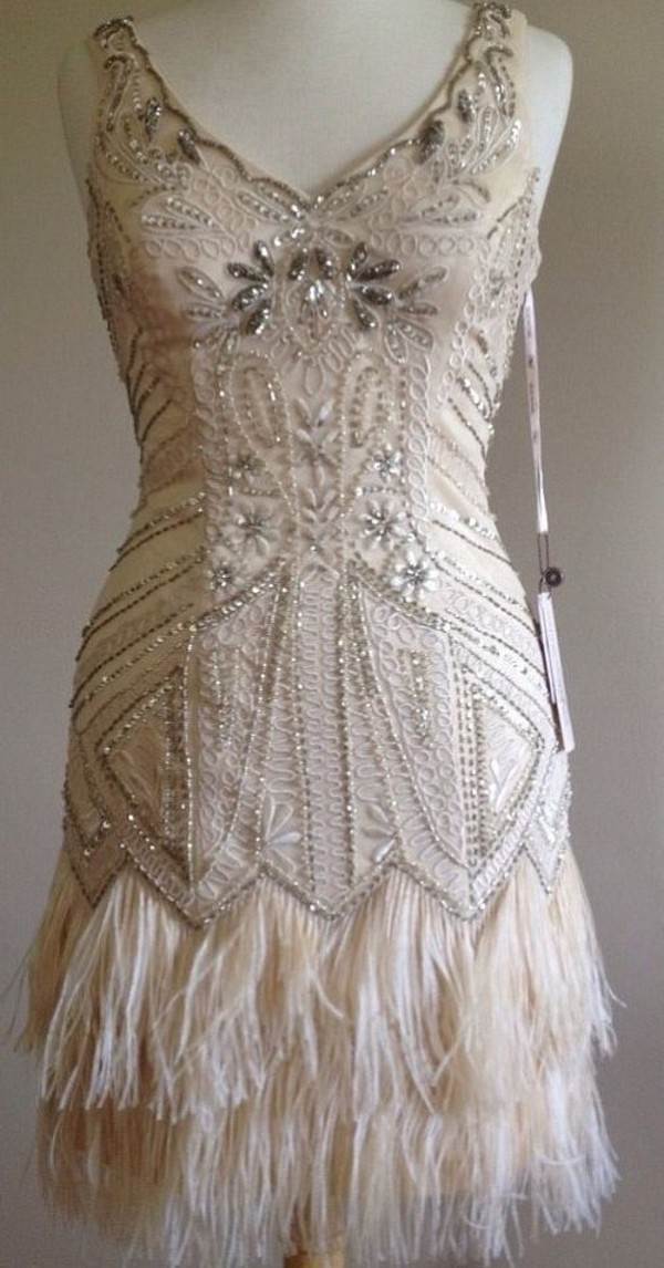 dress sue wong 1920s gatsby daisy buchanan flapper feathers pink crystal sequins fringes art deco 20s roaring 20s flapper dress gatsby dress 1920s dress vintage sue wong the great gatsby embellished