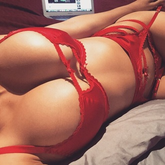 underwear lingerie set lingerie sexy lingerie red red underwear red lingerie