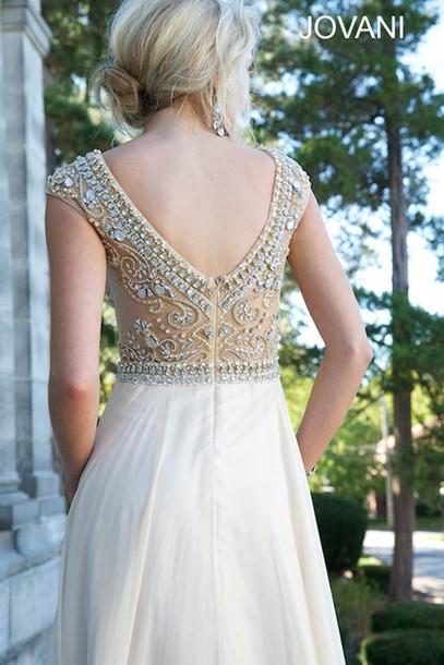 dress long prom dress prom dress maxi dress wedding dress elegant dress white prom dress beaded dress