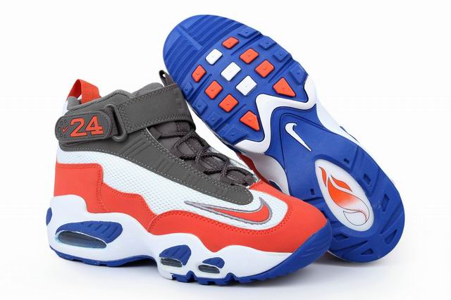 Air Griffey Max 1 Total Crimson/Hyper Blue Nike Men's Shoes