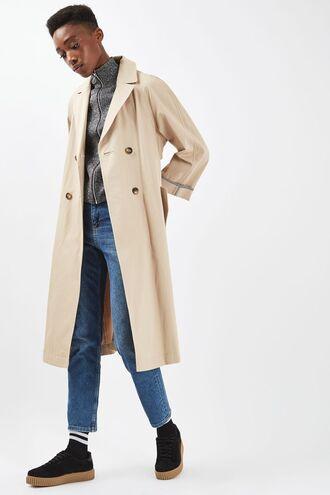 coat trench coat beige coat