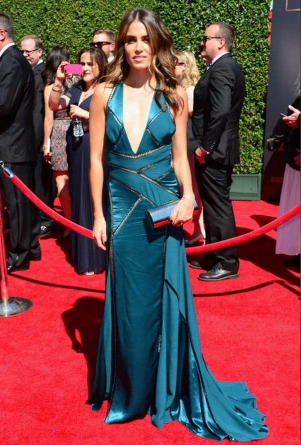 creative arts emmy awards 2014 nikki reed dress