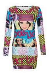 dress,barbie,barbie dress,doll