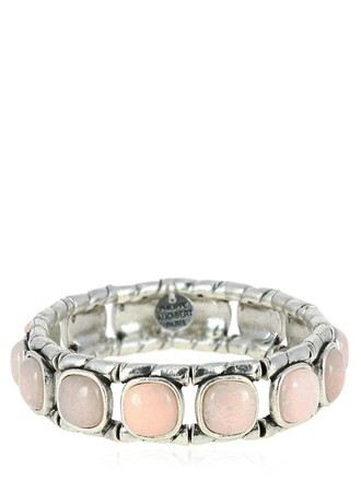 rose silver pink jewels