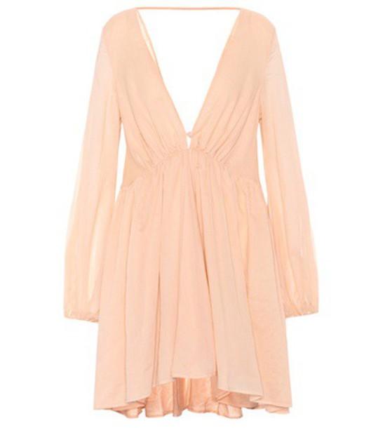 dress day dress pink