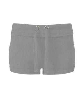 Jazi New Womens Plain Elasticated Waist String Adjustable Ladies Hotpants Shorts: Amazon.co.uk: Clothing