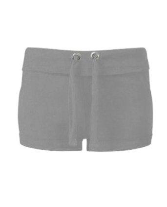 Jazi New Womens Plain Elasticated Waist String Adjustable Ladies Hotpants Shorts: Amazon.co.uk: Clothing