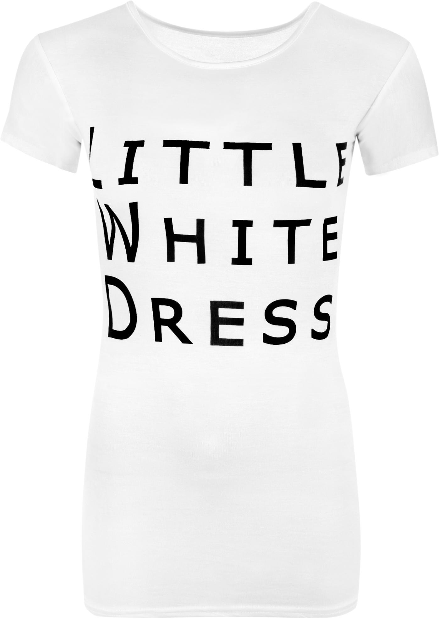 ainsleigh little dress print t-shirt